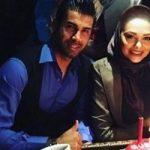 حکم محرومیت محسن فروزان بخاطر عکس های همسرش