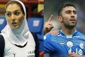واکنش فرنوش شیخی به گلزنی همسرش برای استقلال