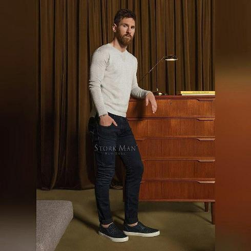 عکس های تبلیغاتی لیونل مسی
