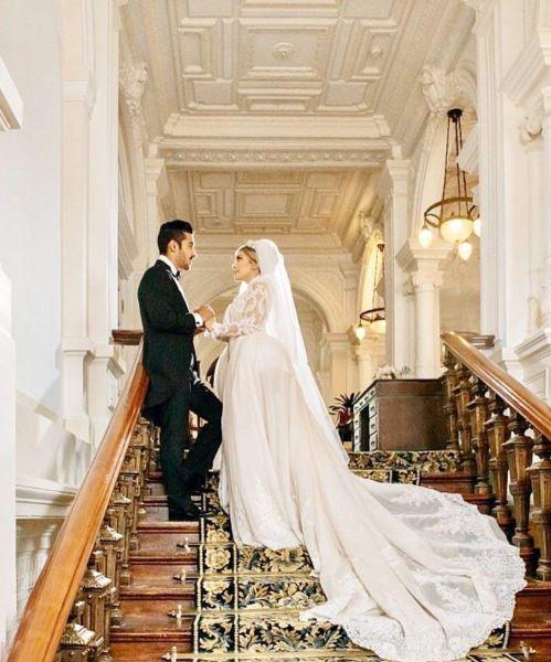 عروسی رضا قوچاننژاد