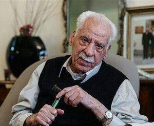 چهرههای سرشناس در مراسم تشییع پیکر استاد بهمنش