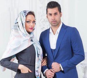 نسیم نهالی همسر محسن فروزان از اولین روز عاشقی اش نوشت