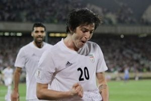 سردار آزمون با ۸۰ میلیارد تومان گرانقیمت ترین بازیکن ایرانی شد!