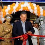 افتتاحیه فروشگاه جدید علی دایی با حضور هنرمندان و ورزشکاران