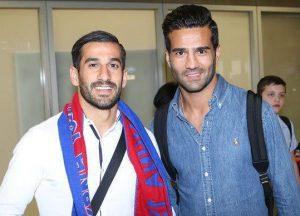 حمایت ستارههای فوتبال از شجاعی و حاج صفی +تصاویر