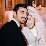 عکسی جدید از عروسی رضا قوچان نژاد و همسرش