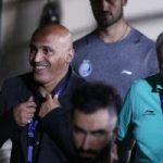 علیرضا منصوریان با لبخند از استقلال رفت!