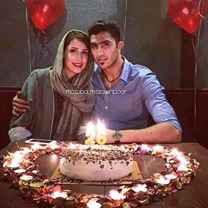 تولد 26 سالگی مجتبی میرزاجانپور
