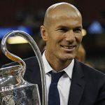 درآمد جالب زیدان به عنوان مربی رئال مادرید