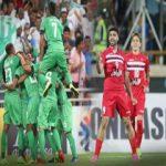 رونمایی از پیراهن دو تیم پرسپولیس و الاهلی