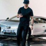 کریستیانو رونالدو خودرو 11 میلیارد تومانی خرید!