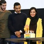 ستارههای تیم ملی در جشن تولد ساره بیات