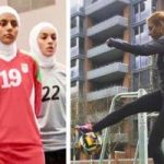 درخواست پناهندگی ستاره کشف حجاب کرده تیم ملی فوتسال بانوان!