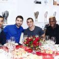 ستارههای ایرانی در جشن تولد با شکوه المپیاکوس