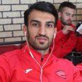 خبر تلخ حسین ماهینی ستاره پرسپولیس برای اهالی فوتبال