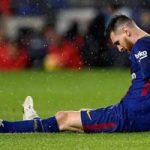 برای مسی فوق ستاره بارسلونا دیوار دفاعی معنای ندارد