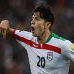بازتاب جالب گلزنی سردار آزمون مقابل الجزایر در اینستاگرام فیفا