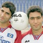 عکس یادگاری و خبرساز ستارههای سابق فوتبال کشورمان در آلمان