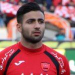 صادق محرمی بازیکن پرسپولیس مهدوی کیای جدید ایران است