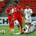 مشخص شدن دلیل باخت پرسپولیس مقابل الجزیره امارات