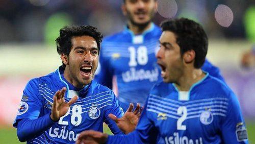 محسن کریمی بازیکن استقلال