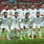 بازگشت غرور آفرین تیم ملی فوتبال از روسیه با استقبال بی نظیر مردم +تصاویر