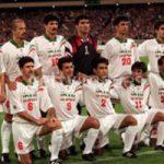 جنجالی شدن تیپ بازیکنان تیم ملی در دهه ۷۰ با تیپ بازیکنان حال حاضر!+عکس