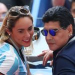 جنجال ازدواج دیگو مارادونا این بار با یک دختر ۲۸ ساله +تصاویر