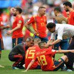 پیام احساسی سرخیو راموس بعد از حذف اسپانیا از جام جهانی +عکس