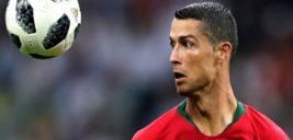 اقدام قابل توجه رونالدو در شب حذف پرتغال از جام جهانی +عکس