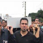 تصاویر مراسم خاکسپاری پدر فرهاد مجیدی در قاضی کلای قائمشهر