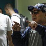 ملاقات دیدنی مارادونا با بازیکنان دینامو قبل از برگشت به آرژانتین +تصاویر