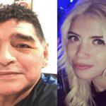 رسوایی اخلاقی جدید برای مارادونا و همسر پرحاشیه ایکاردی +تصاویر