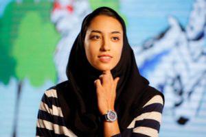 دل نوشته کیمیا علیزاده بانوی ورزشکار به خاطر از دست دادن بازی های آسیایی+تصاویر