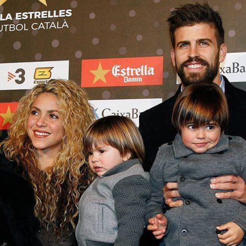 جرارد پیکه ستاره تیم ملی اسپانیا