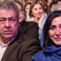 گاف عجیب خانم بازیگر در آستانه دربی در حمایت از استقلال! +تصاویر