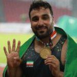 واکنش جالب احسان حدادی قهرمان المپیک به شایعه ازدواجش +عکس
