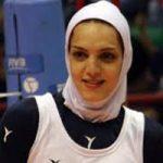 مائده برهانی لژیونر ایرانی درحال ثبت قرارداد با تیم ترکیه ای +تصاویر