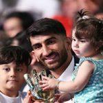 تولد لاکچری پسر علیرضا بیرانوند با تم رئال مادرید +تصاویر