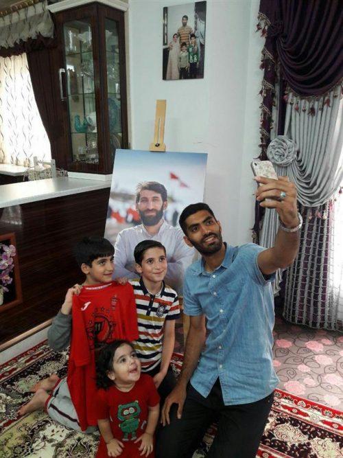 محمد انصاری ستاره پرسپولیس