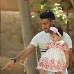 عیادت دو استقلالی متعصب از حسین ماهینی کاپیتان پرسپولیس +عکس