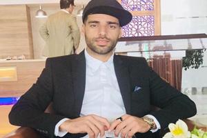 همبازی شدن مهدی طارمی ملی پوش ایرانی با خانم بازیگر در ۱۳ شمالی +تصاویر