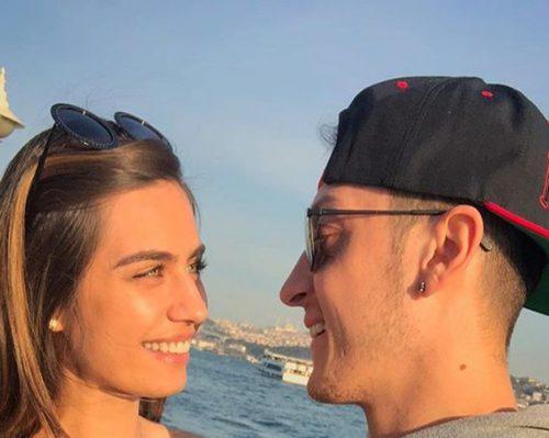 ازدواج مسوت اوزیل با هنرپیشه سرشناس در ۳ کشور مختلف +تصاویر