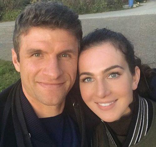 اقدامات جنجالی لیزا مولر همسر توماس مولر فوتبالیست مشهور +تصاویر