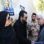 حاشیه های دومین مراسم سالگرد منصور پورحیدری با حضور استقلالی ها +تصاویر