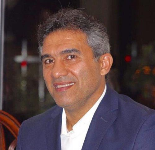 احمدرضا عابدزاده دروازه بان سابق تیم ملی در میان هنرمندان محبوب +تصاویر