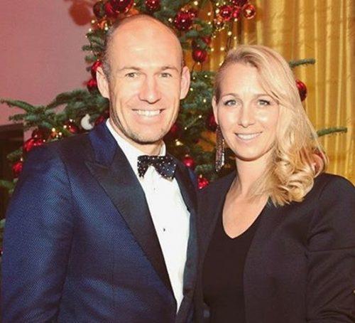 بازیکنان بایرن مونیخ و همسران شان در کریسمس جذاب باشگاه +تصاویر