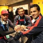 شوخی جالب رضا قوچان نژاد بازیکن فوتبال با برادران دیوانه اش +عکس