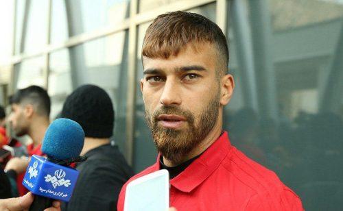 رامین رضاییان فوتبالیست