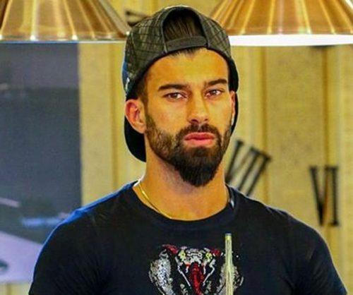 رنگ موی جدید رامین رضاییان فوتبالیست ایرانی سوژه تمرین تیم ملی +تصاویر